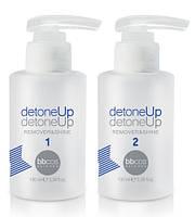 Deton-Up набір для зняття кольору ( склад 1,2 по100 мл, шампунь-100 мл, нейтрал-р-100 мл)