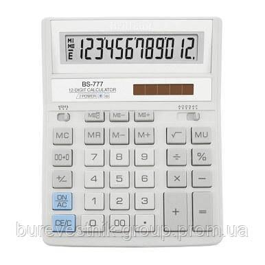 Калькулятор Brilliant BS-777_WH