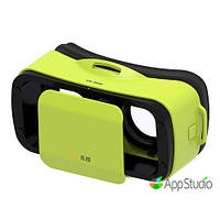 Очки виртуальной реальности LEJI MINI Green
