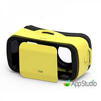 Очки виртуальной реальности LEJI MINI Yellow
