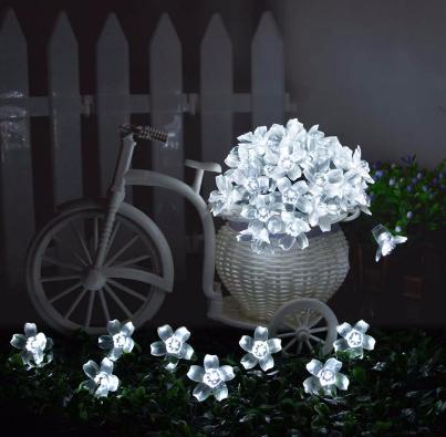 новогодние свадебные гирлянды