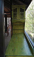 Мебель для беседки на горе - Furniture for an alcove on the mountain