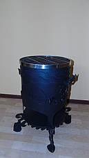 "Печь для казана ""Бухара-2"" (максимальная комплектация) , фото 3"