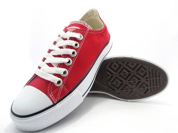 2c690eece3a6 Кеды Converse All Star красные низкие Replica - 724,47 грн. пара ...