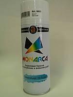 Краска аэрозольная MONARCA RAL 9003 Белый матовый