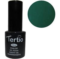 TERTIO гель - лак № 163(зеленый мох)10 мл