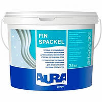 Шпаклевка Aura Luxpro Fin Spackel 8 кг