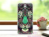 Оригинальный чехол для HTC Desire 610 с картинкой totem lion
