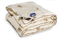 Одеяло детское Зимнее 140х105 см наполнитель шерсть РУНО (320.02SHEEP)