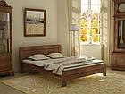 Дерев'яне ліжко Тоскана 160х200 сосна Mebigrand, фото 3