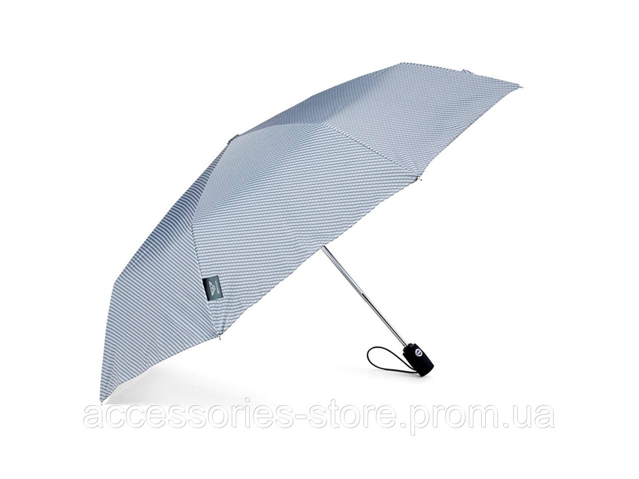 Компактный зонтик Bentley Matrix Grille Compact Umbrella