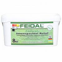 Шпаклевка Feidal Innenspachtel Relief 8 кг