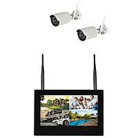 KIT-FHD102 - комплект беспроводного видеонаблюдения