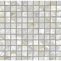 Мозаика из натуральной ракушки  HL101