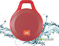 Акустика JBL Clip Plus Red копия