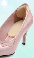 Протектор вкладыш в обувь c подпяточником самоклеющийся (замша) пара