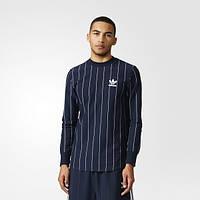 Футболка с длинным рукавом Adidas Pinstripes BK4623