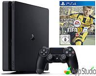 Sony PlayStation 4 (PS4) Slim 1Tb FIFA 17 Bundle (Русская версия)