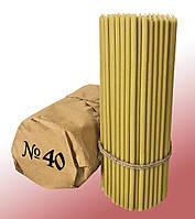 Свечи парафиновые 40 (2 кг)