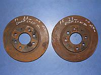 Тормозные диски передние MR475331 Mitsubishi galant