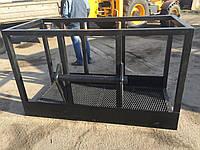 Монтажная люлька (рабочая платформа) для телескопического погрузчика , фото 1