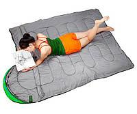 Спальный мешок VERUS Nord Green  0 °C - 10 °C