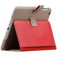 Zenus Masstige Color Point Folio Case Jazz Grey for iPad mini