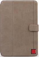 Zenus Masstige Color Point Folio Case Jazz Grey for iPad mini