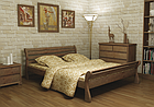 Деревянная кровать Верона 160х200 сосна Mebigrand, фото 4