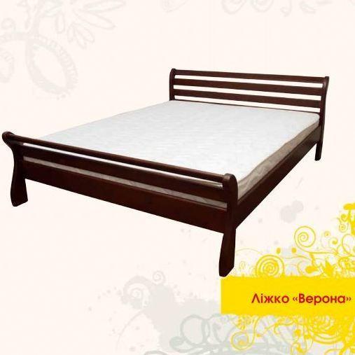 Деревянная кровать Верона 160х200 сосна Mebigrand