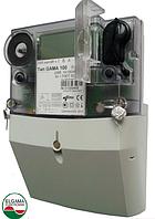 Электросчетчик GAMA 100 G1А 151.320.F2. B2.P2.C211 10(100)А, 1-ф., многотарифный с подсветкой