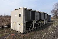 Чиллер б/у  Trane 715 кВт 2005 год