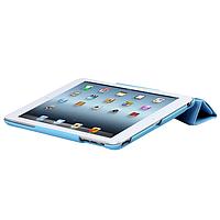 Zenus Smart Folio Cover Case Sky Blue for iPad mini