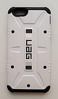 Чехол на Айфон 6/6s UAG ударопрочный Поликарбонат Белый + Защитная Пленка, фото 1
