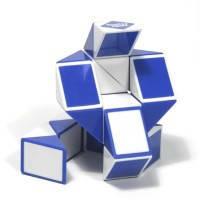 Змейка Рубика Shengshou Wind синяя (улучшенный механизм)