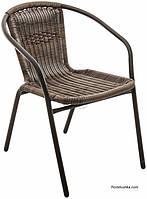 Кресло ротанговое HYC-1311R 73x53x58 см