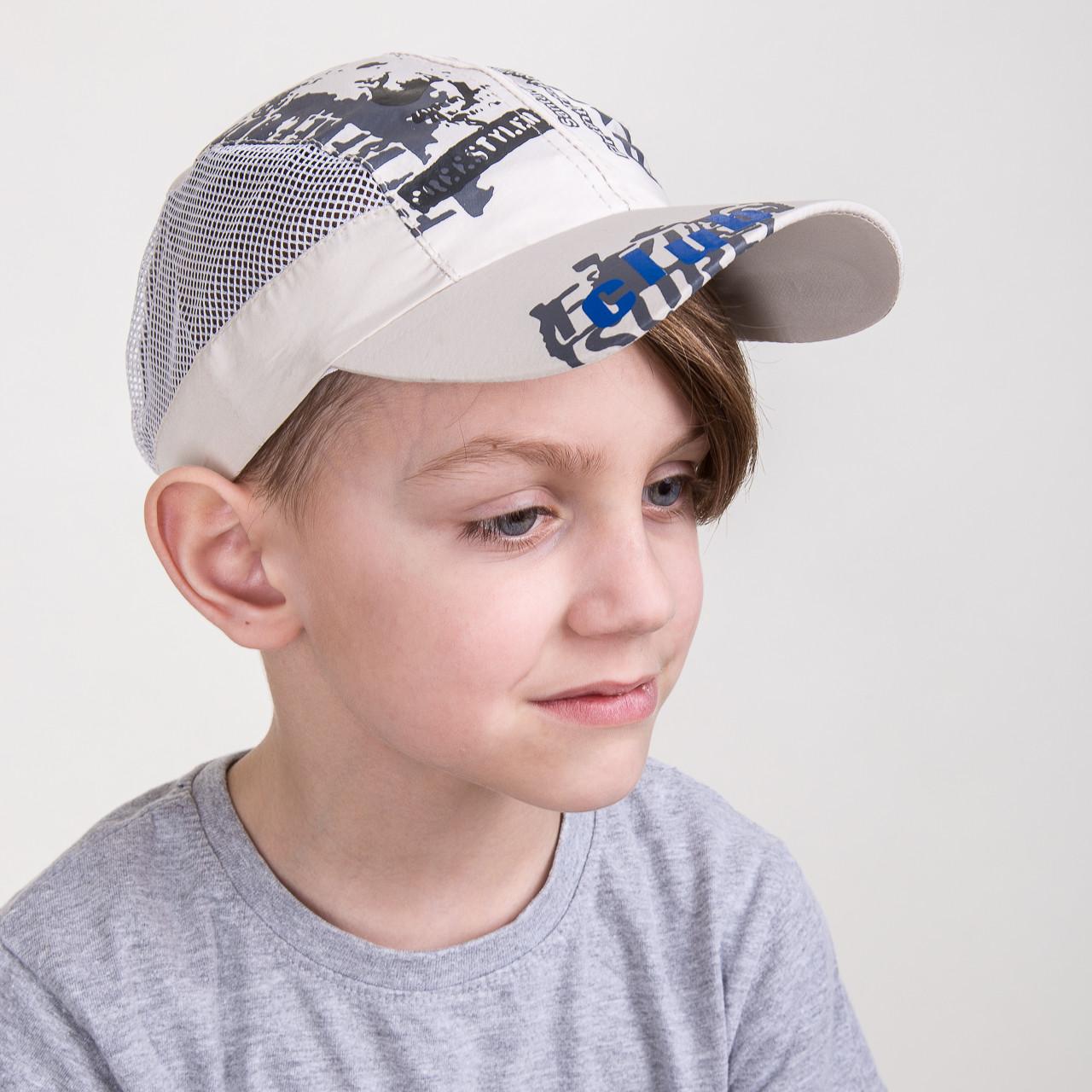 Спортивная кепка для мальчика от производителя - Extreme - Б06