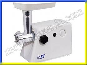 Электромясорубка бытовая ST (1000 Вт, реверс, функция соковыжималки)