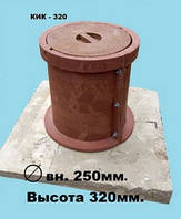 Ковер газовый  КИК-320