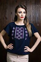 Шифоновая женская футболка в расцветках 11247