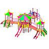 Детская площадка с горками Art-6