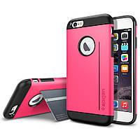 """Чехол-накладка SGP Case Slim Armor S Series Azalea Pink for iPhone 6 4.7"""""""