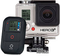 Камера GoPro HERO3+ Silver Edition