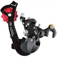Задний переключатель Shimano Tourney RD-TZ50 6-7 скоростей, крюк