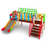 Игровой комплекс для малышей в садик