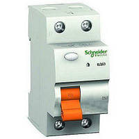 Дифференциальный выключатель нагрузки (УЗО) ВД63 2П 63A 30мA Schneider Electric Шнайдер Домовой