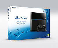 Sony PlayStation 4 (PS4) 1 Tb Black