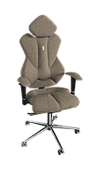 Кресло Royal (Роял) ткань Азур карамель (ТМ Kulik System)