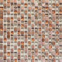 Мозаика  мрамор и стекло DAF18