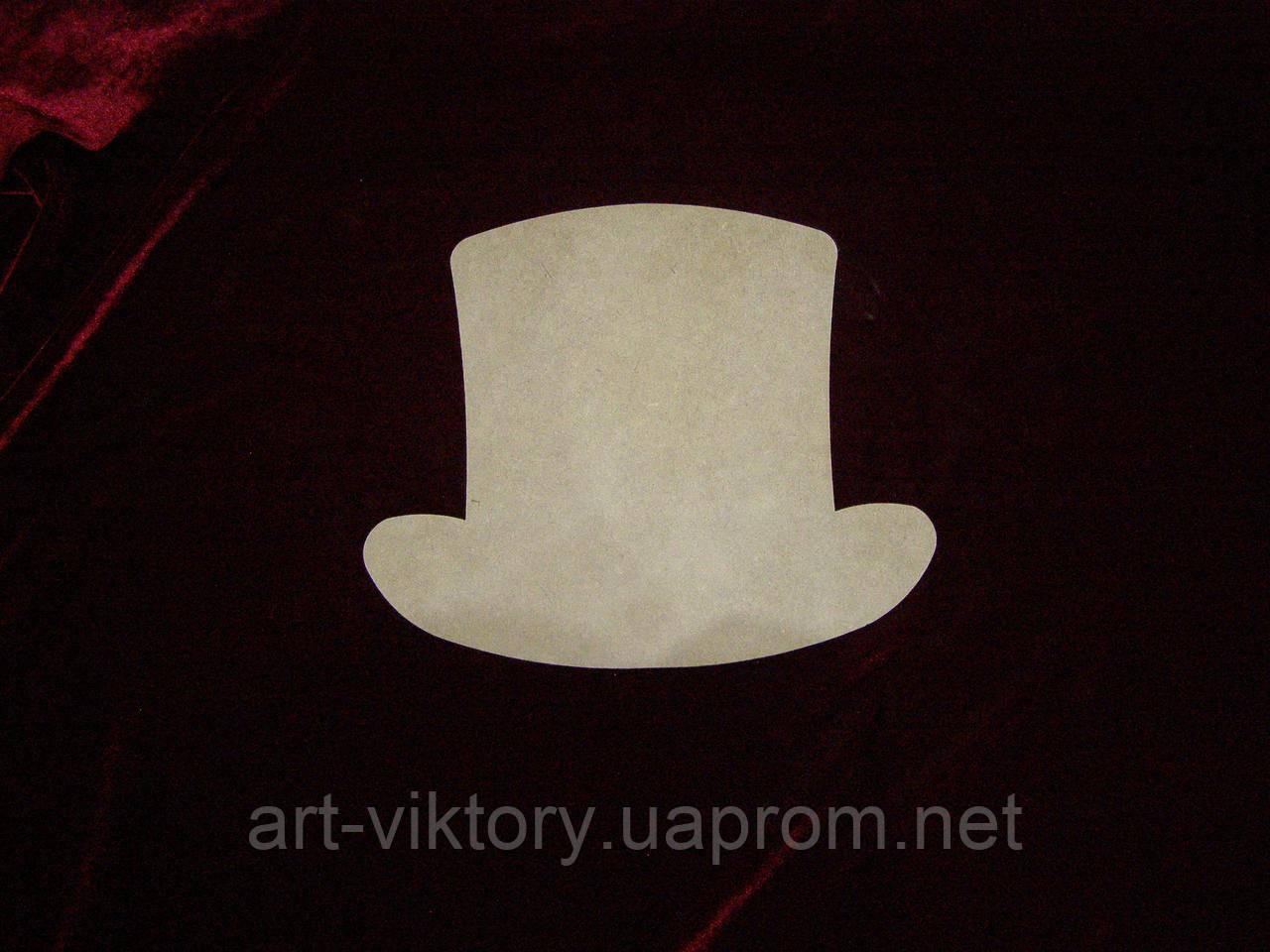 Шляпа (26 х 20 см), декор